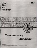 Title Page, Calhoun County 1982